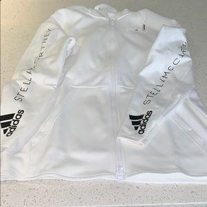 Adidas x Stella McCartney oversized hoodie size XS